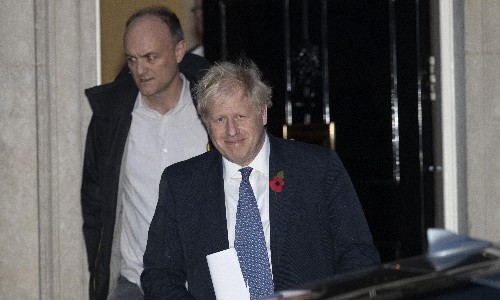 Dom Tzu can relax as Johnson redeploys the art of lying