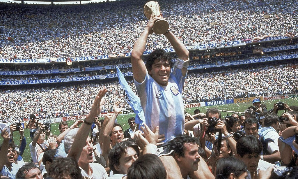 Burdened by genius: Maradona reminds us how peaking young brings its problems