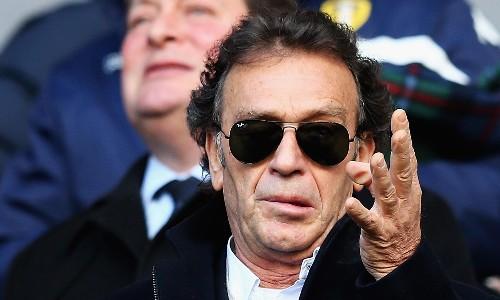 Brescia president Cellino threatens to forfeit games if Serie A restarts