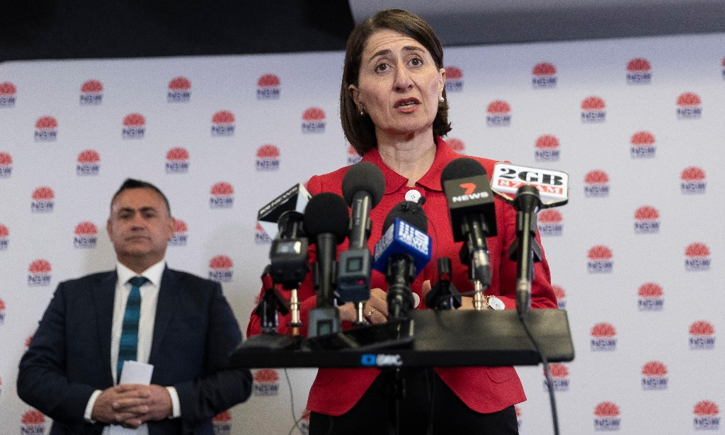 Gladys Berejiklian's defence of pork barrelling is only the latest serious failure of judgement