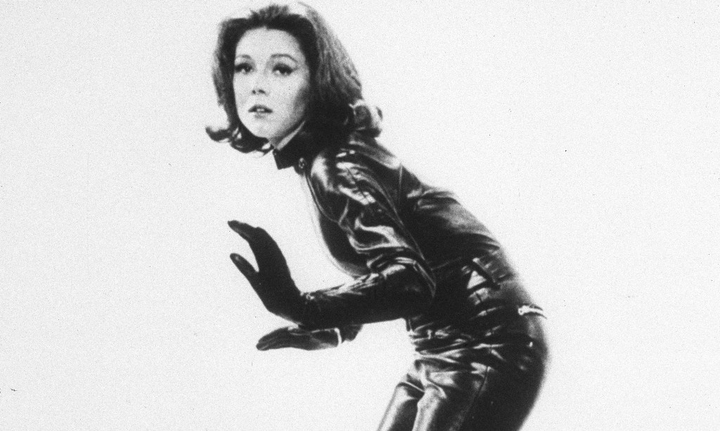 Dressed to kill: how Diana Rigg became a 60s style icon