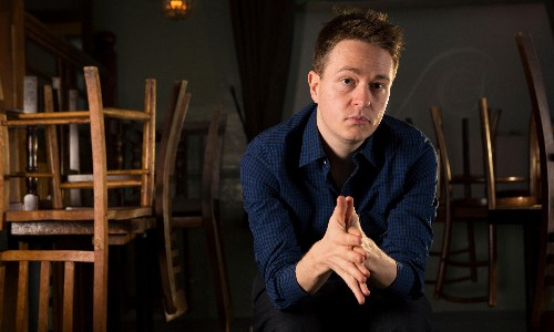 Johann Hari: 'The opposite of addiction isn't sobriety – it's connection'