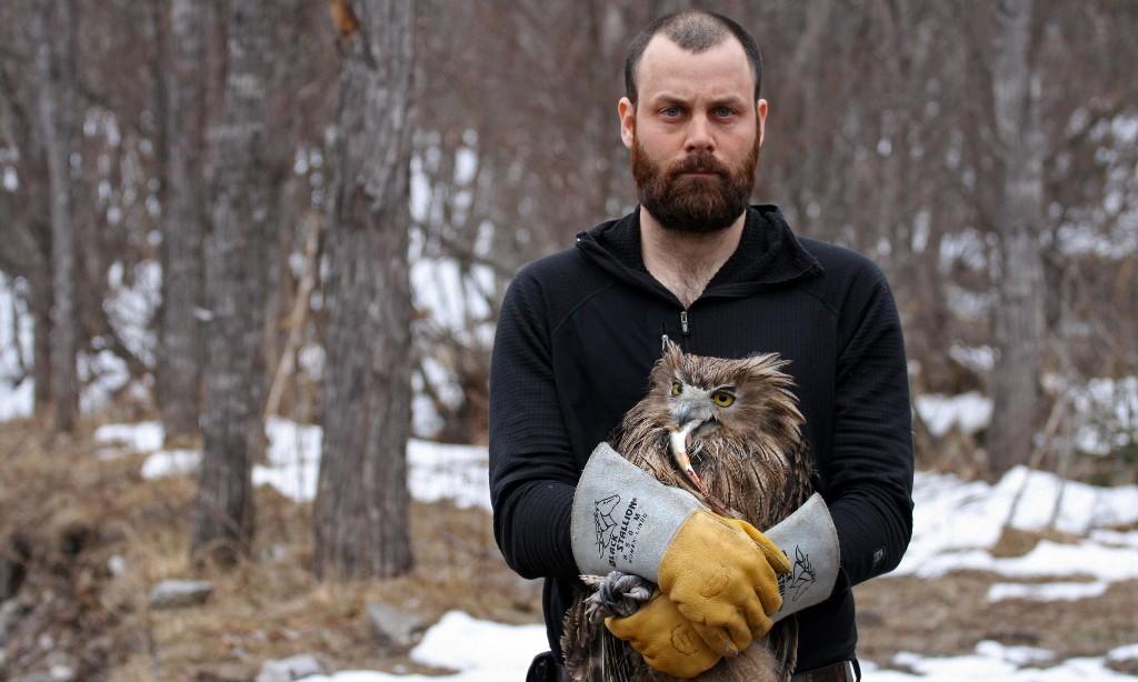 'Why I spent my life saving the Blakiston's fish owl'