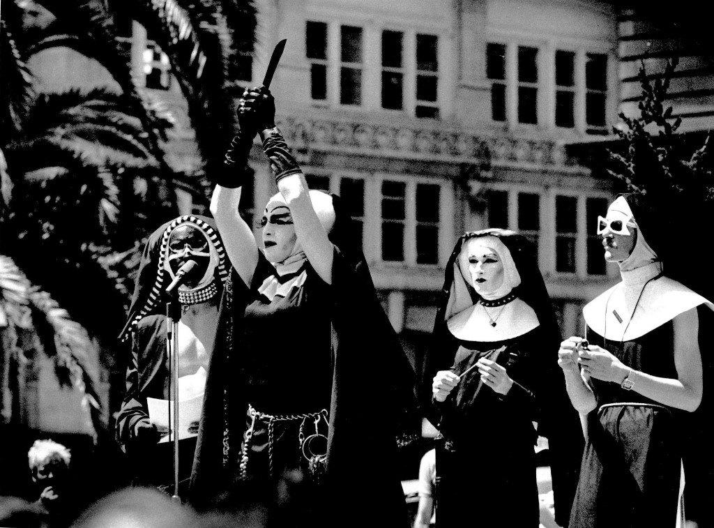 An order of queer and trans 'nuns' in San Francisco take on an unholy year
