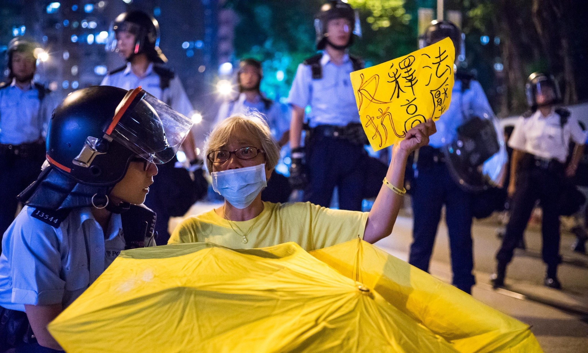This is the beginning of the end of Hong Kong