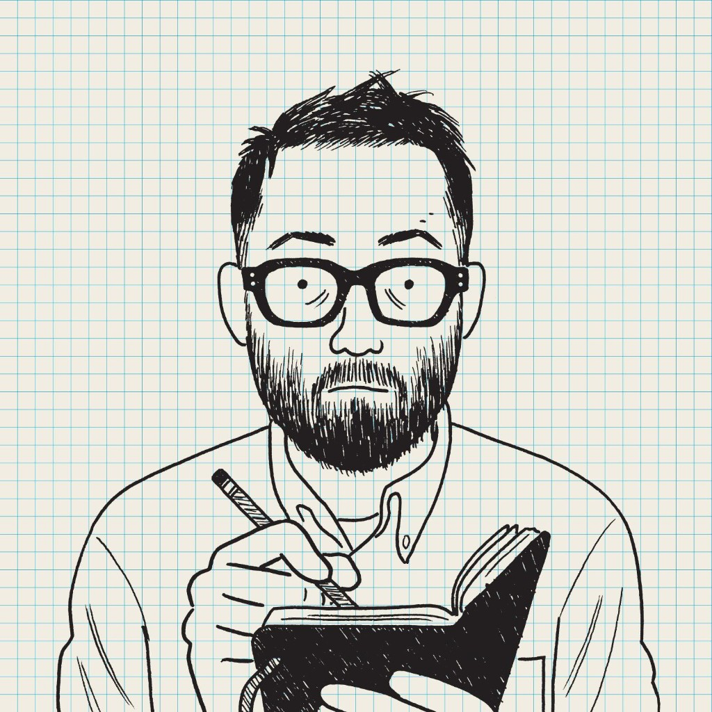 Adrian Tomine: 'Cartoons seemed like the surest path to being a hermit'