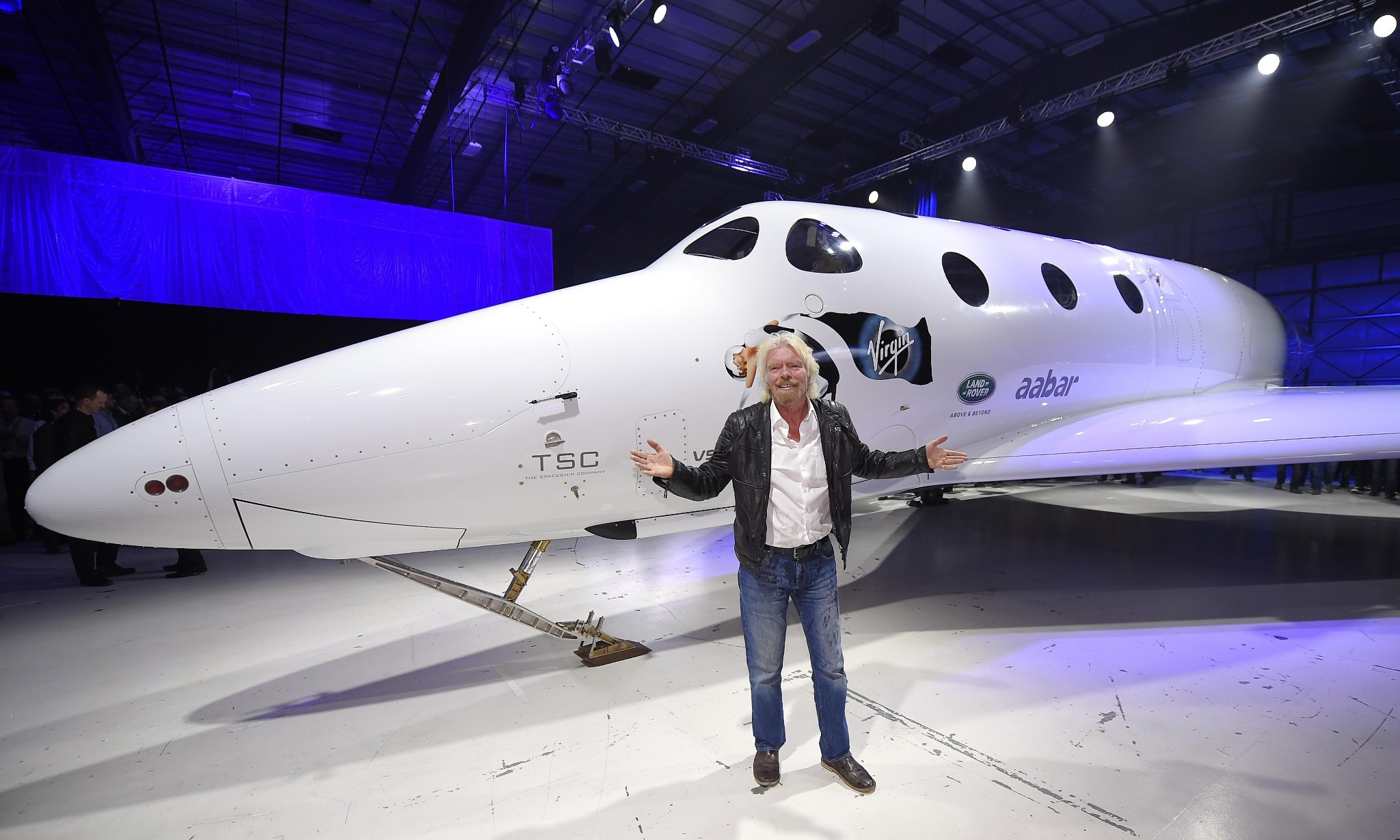 Saudi Arabia to invest $1bn in Virgin space companies