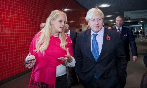 Jennifer Arcuri: 'I've kept Johnson's secrets – now he's cast me aside like a one-night stand'