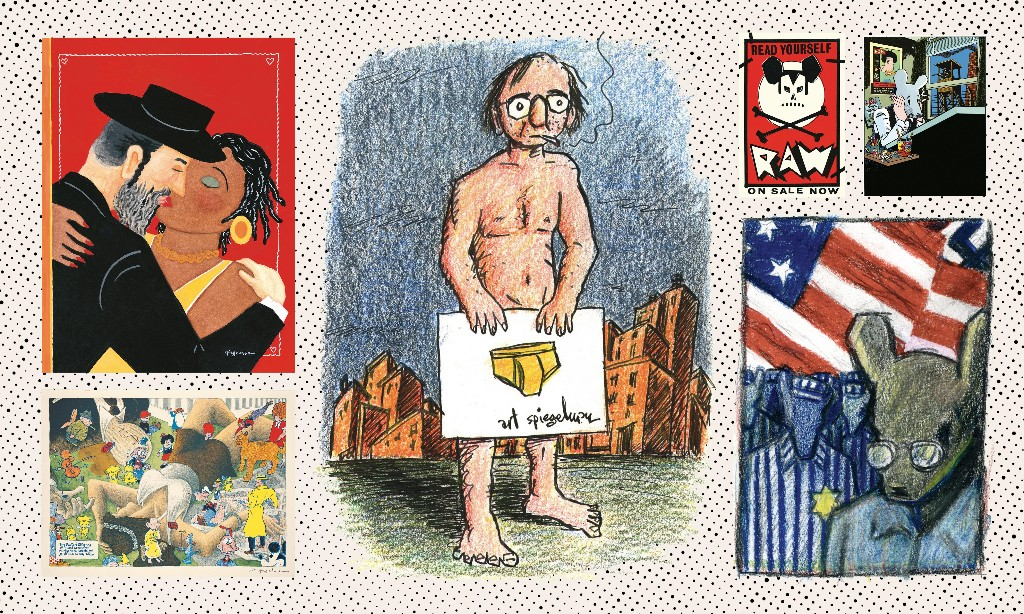 Graphic artist Art Spiegelman on Maus, politics and 'drawing badly'