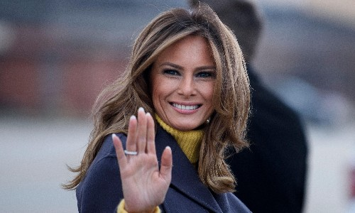 What we learned from Free, Melania, the salacious new book about the first lady