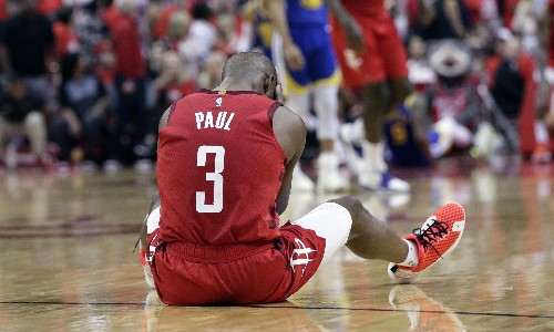The Rockets lost more than a playoff series. Their title window has closed