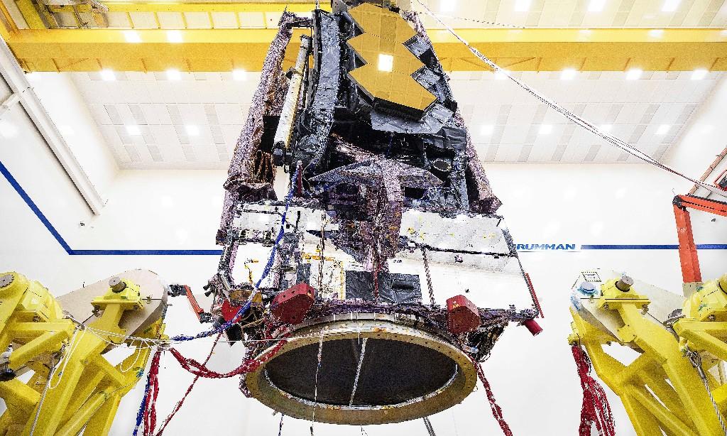 Nasa's James Webb space telescope passes launch simulation tests