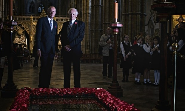 Army chaplain who took the Unknown Warrior's secret to his grave