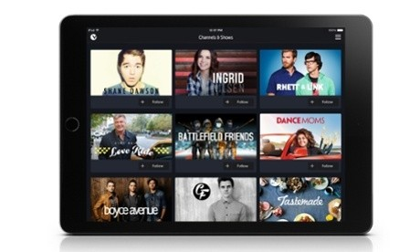 Vessel app opens up to all with hopes of rocking YouTube's boat