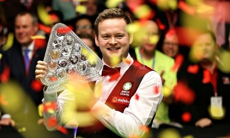 Shaun Murphy seals Triple Crown with Masters rout of Neil Robertson