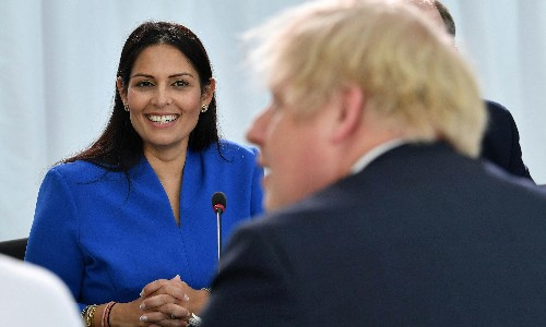 There's nothing 'sensible' about Priti Patel's heartless immigration proposal