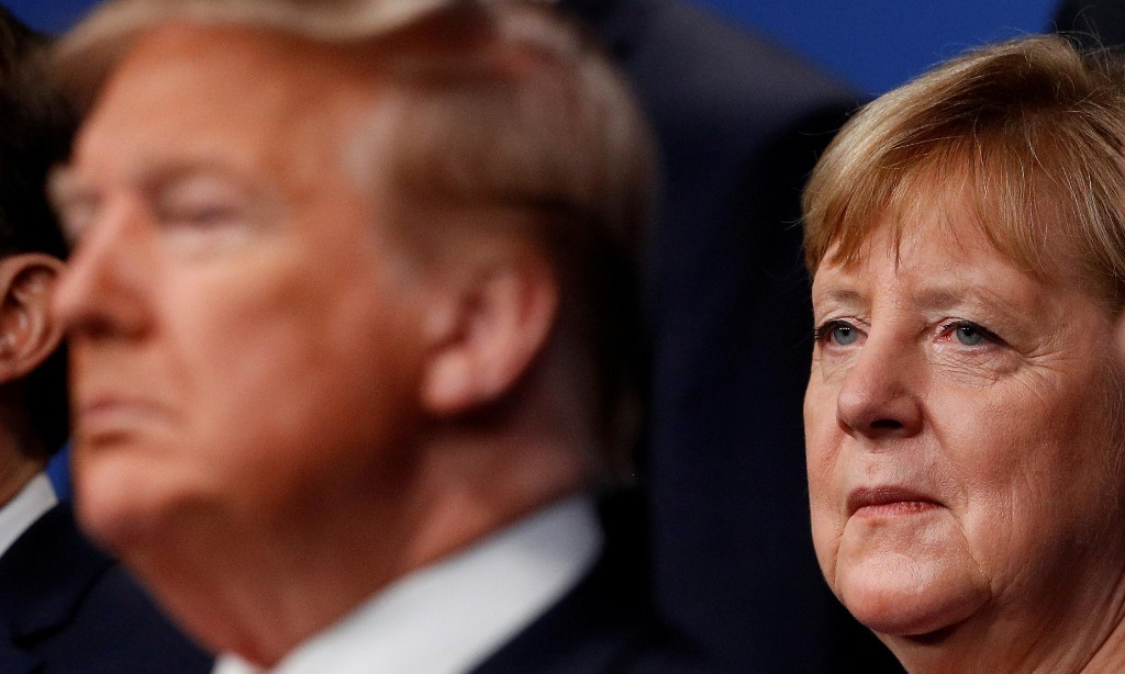 Donald Trump orders 9,500 US troops to leave Germany