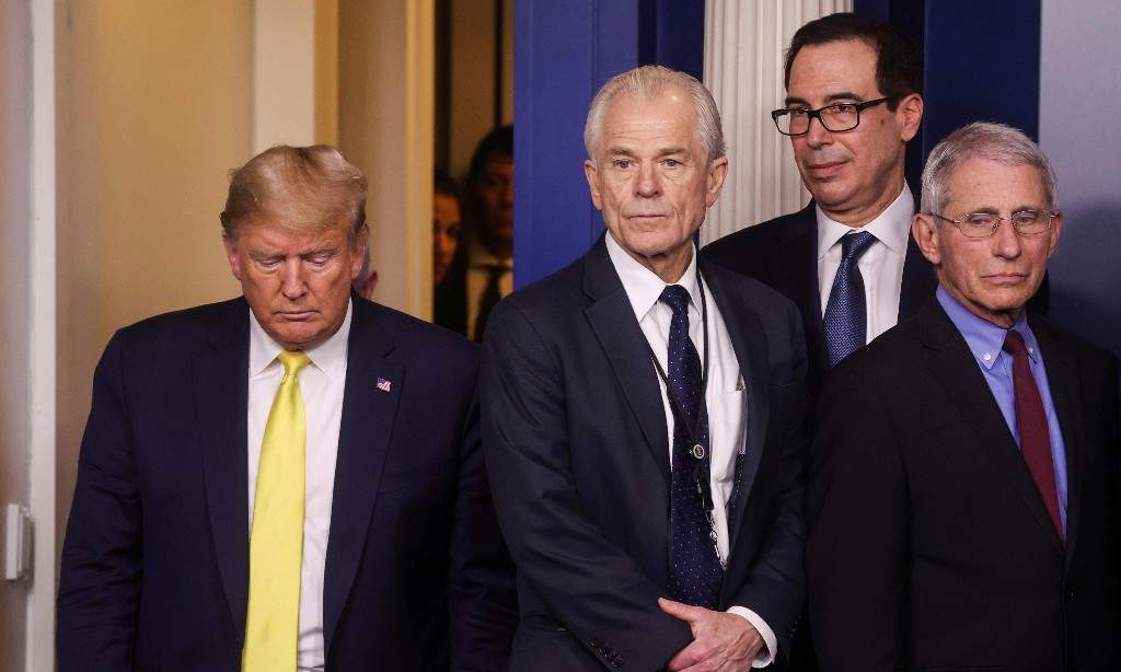 Peter Navarro: what Trump's Covid-19 tsar lacks in expertise, he makes up