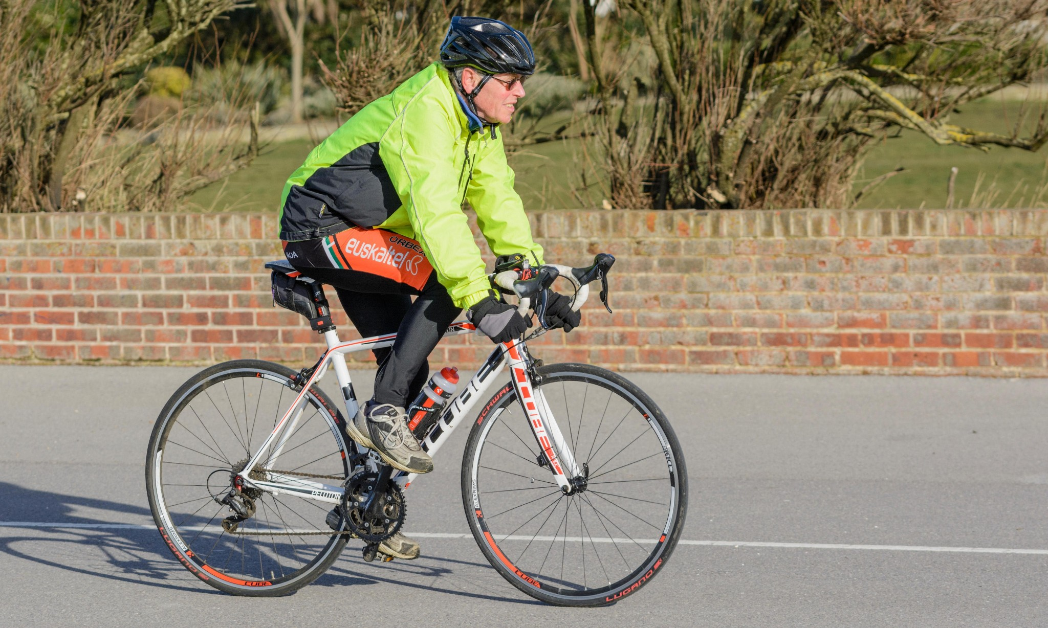 Cycling keeps your immune system young, study finds