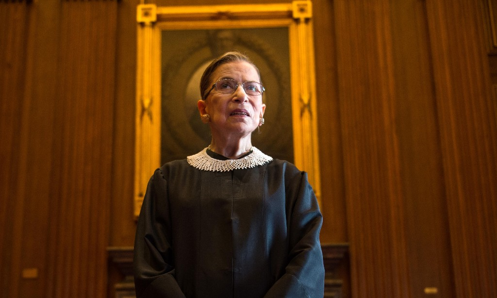Ruth Bader Ginsburg changed America long before she joined the supreme court
