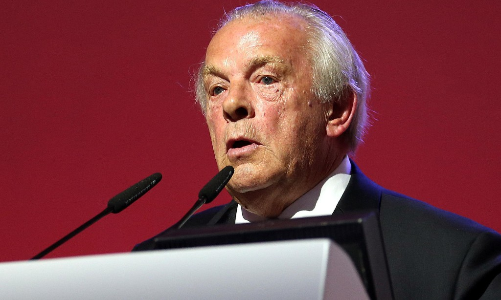 PFA chief executive Gordon Taylor says he will not take cut to his £2m salary