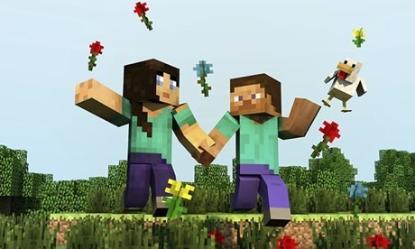 Minecraft: how a game with no rules changed the rules of the game for ever