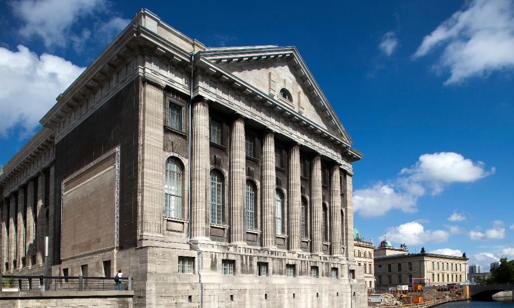 Berlin: vandalism of museum artefacts 'linked to conspiracy theorists'