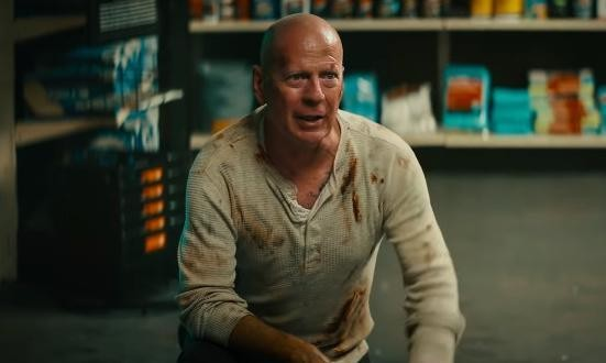 Yippee Ki YAAAy: Bruce Willis plugs Die Hard car batteries