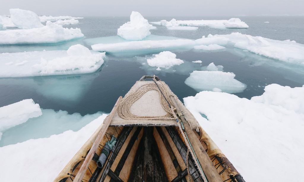 Arctic: Culture and Climate review – visions of a vanishing world