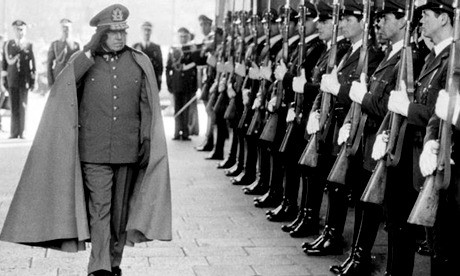 UK lifts ban on arms sales to Pinochet: from the archive, 23 July 1980