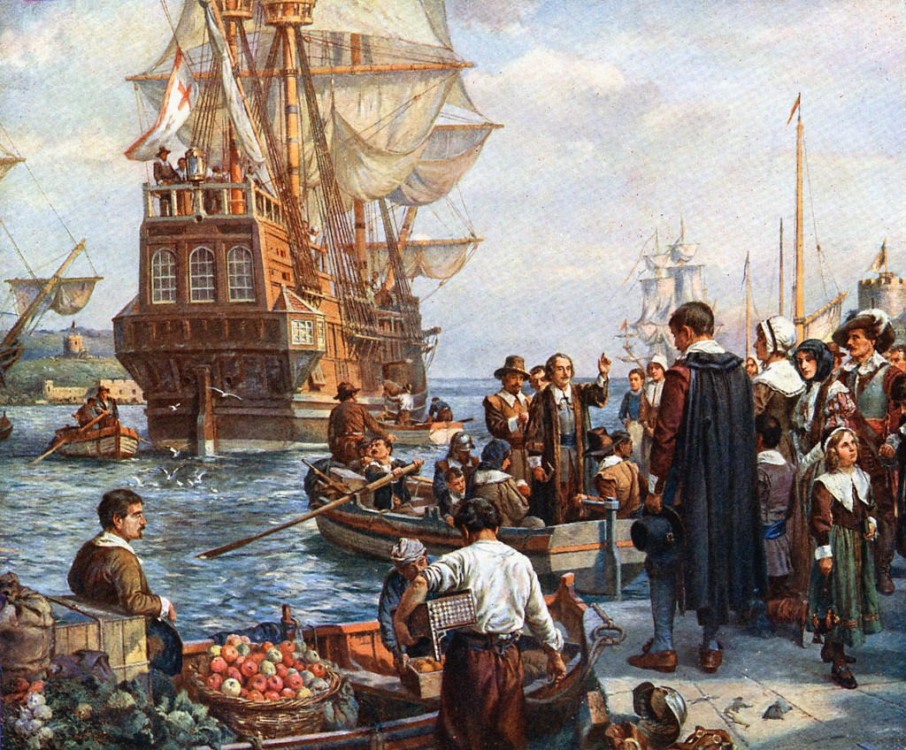 Pilgrim fathers: harsh truths amid the Mayflower myths of nationhood