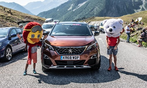 Peugeot 3008: 'Perfect for the Pyrenees – or the school run'