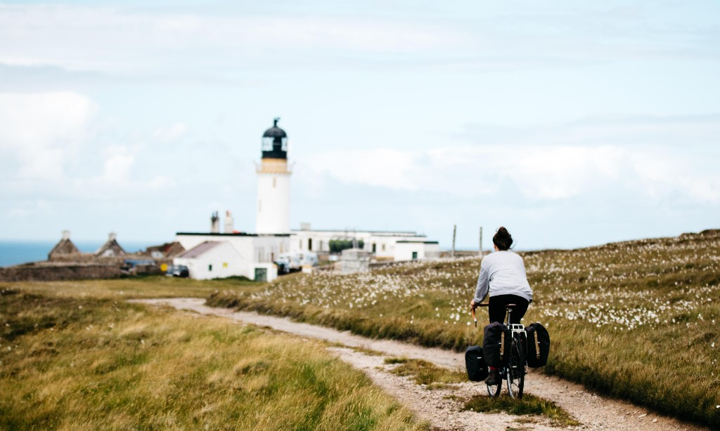 To the lighthouse – one of the UK's toughest bike rides