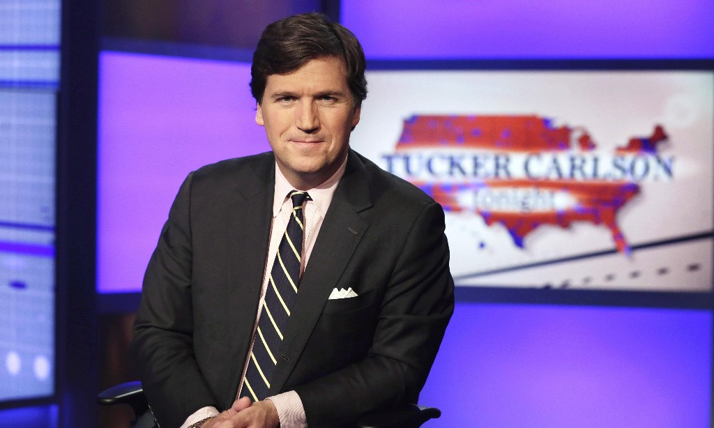 Fox News's Tucker Carlson mocked for 'lost in mail' Biden documents claim