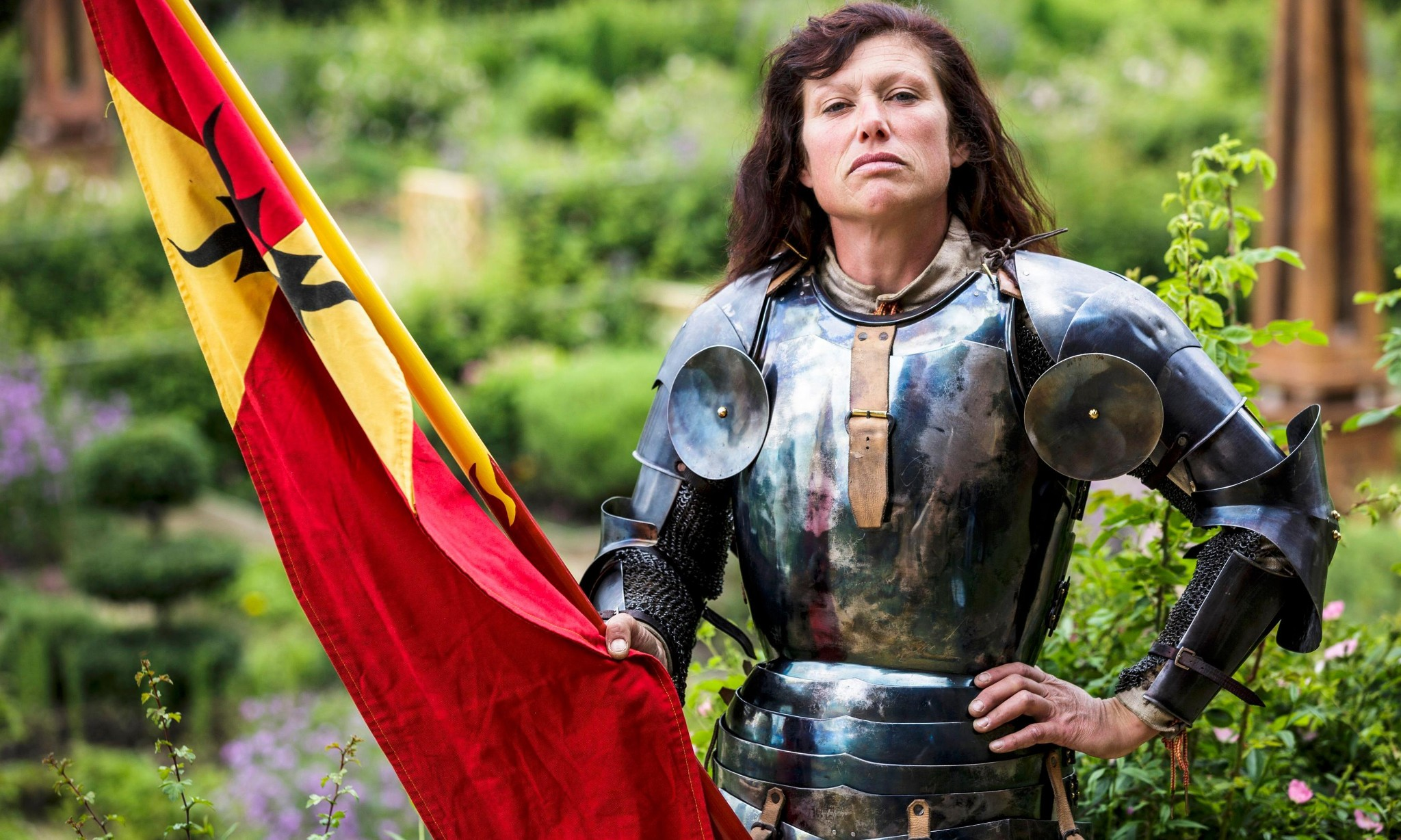 Women to take on men in medieval jousts at English Heritage sites