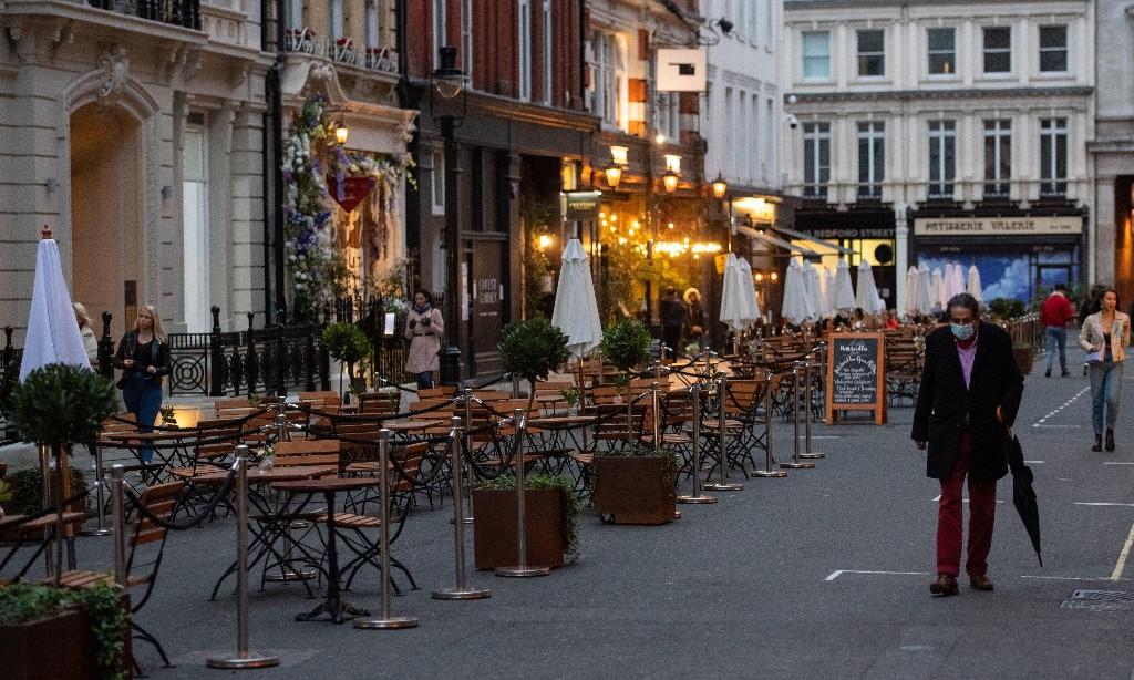 London landlord Shaftesbury to raise £300m as Covid losses mount