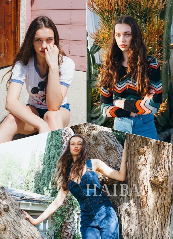어 - Magazine cover