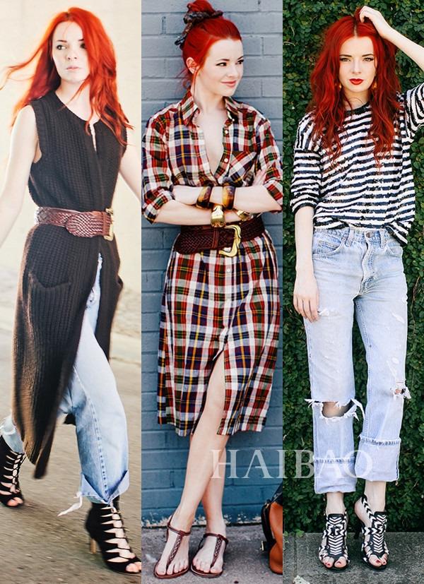 时尚 - Magazine cover