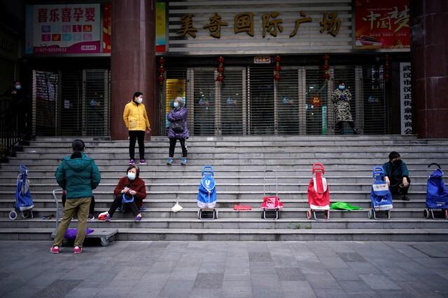 중국 허난성, '무증상 감염자' 발생 인구 60만 중소도시 '우한식 봉쇄'
