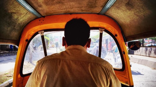 How Mobile Apps Are Improving India's Rickshaws