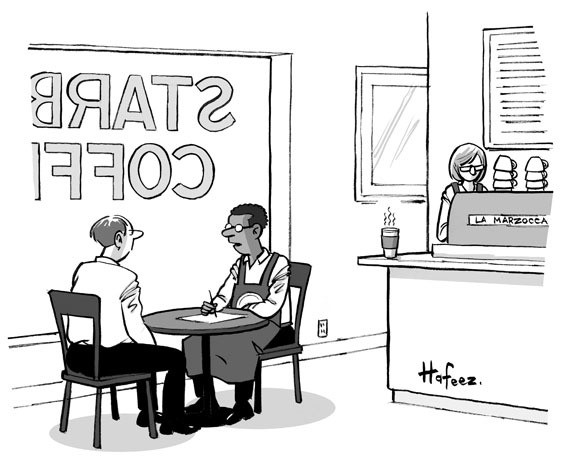 Strategic Humor: Cartoons from the June 2013 Issue