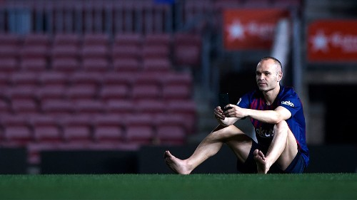 Andrés Iniesta's Farewell, and How to Make Endings Count at Work