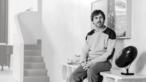 Life's Work: An Interview with Marc Newson