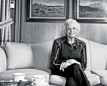 Life's Work: An Interview with Sandra Day O'Connor