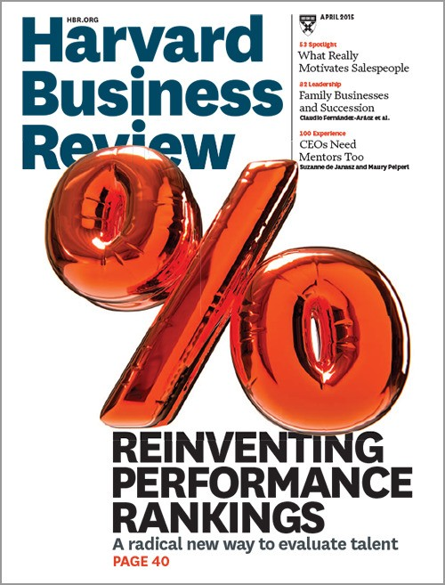 Reinventing Performance Management