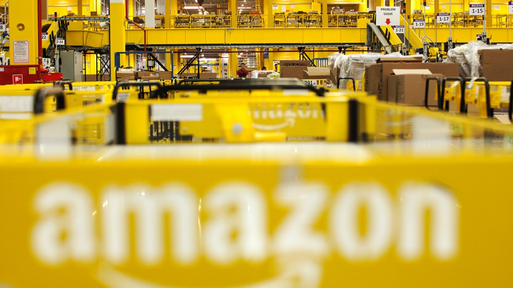 What If Amazon's Next Big Innovation Was to Improve the Jobs of Its Blue-Collar Workers?