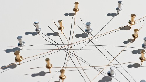 Build a Network — Even When You Don't Think You Need One