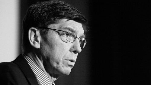 The Essential Clayton Christensen Articles