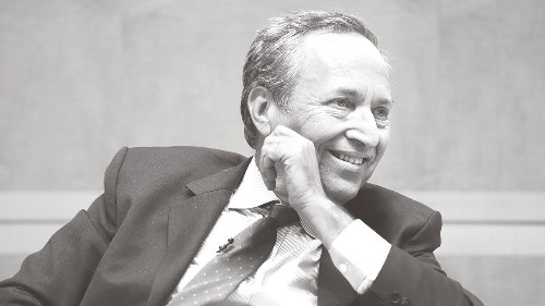 Larry Summers: Business Leaders Should Stand Up to President Trump
