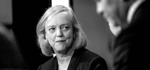 """""""We Need to Intensify Our Sense of Urgency"""": An Interview with Meg Whitman"""